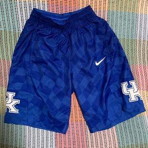 Men's Kentucky basketball shorts